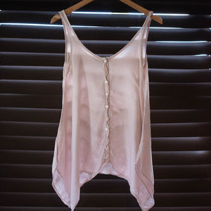 Light Pink One Size Fits All Brandie Melville Top
